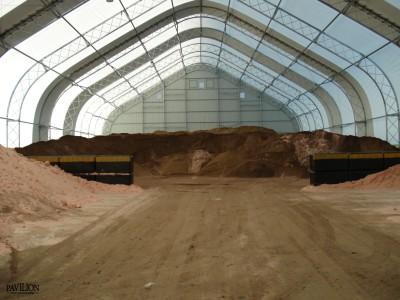 Склад песка в Рязани