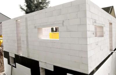 Строительство домов из газобетонных блоков