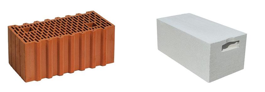 Газобетон или теплая керамика