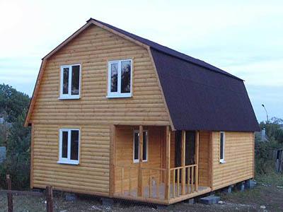 Каркасно-щитовые домики в Рязани