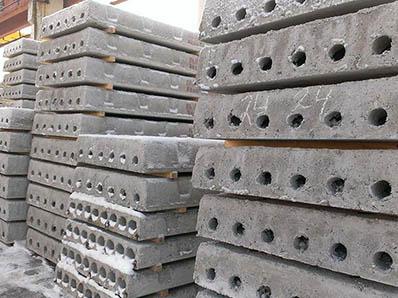 Приобрести плиты перекрытия ПК в Рязани