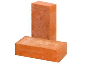 Все виды строительного кирпича