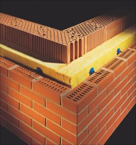 Керамический кирпич в современном строительстве