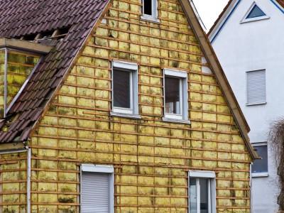 Утепление стен частного дома снаружи