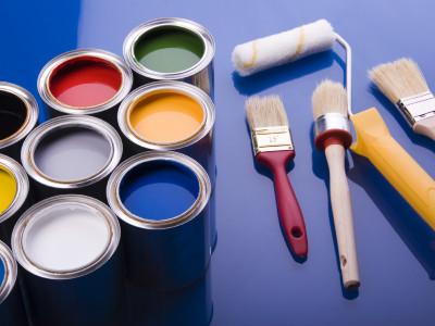 Средства покраски