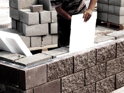 Строительство из керамзитобетона